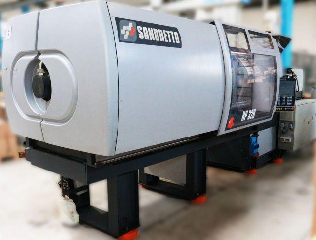 Pressa ad iniezione per materie plastiche SANDRETTO HP 320/1780 2012
