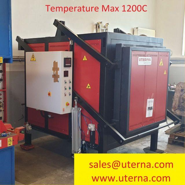 Wire elektrische ontlading machine Harder 1300 Celsius 2019