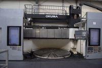Tokarka karuzelowa CNC OKUMA LC360 2014-Zdjęcie 11
