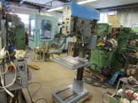 Column Drilling Machine ALZMETALL AB 3 ESV 1985-Photo 3
