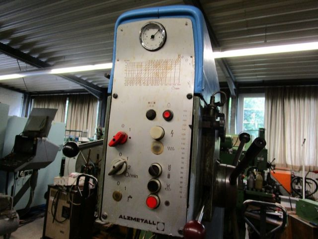 Column Drilling Machine ALZMETALL AB 3 ESV 1985