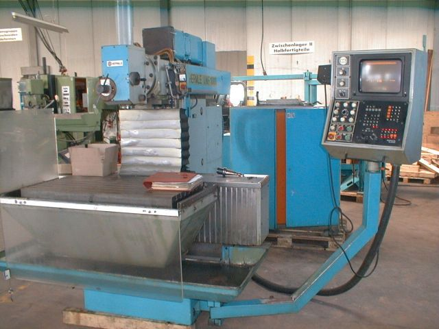 CNC Fräsmaschine HERMLE UWF 1000 1985