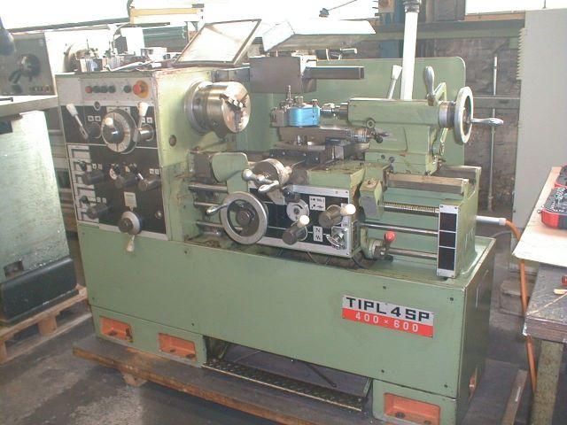 Universal-Drehmaschine TONG - IL TIPL - 4 SP 1986