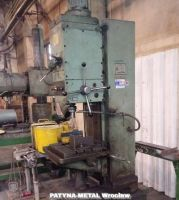 Box Column Drilling Machine Stanko 2H125
