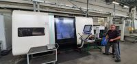 CNC Lathe DMG CTX beta 150 TC