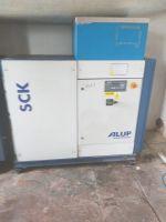 Sprężarka śrubowa ALUP SCK 76-8