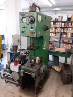 C Frame Hydraulic Press VEB PYE 10x250