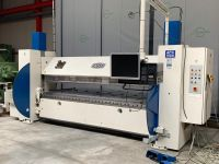 CNC hydraulický ohraňovací lis FASTI 215