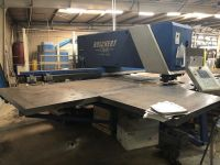 Turret Punch Press BOSCHERT TWIN 1250 ROTATION