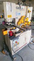 Ironworker Machine GEKA HYDRACROP HYD 55 S 2017-Photo 2