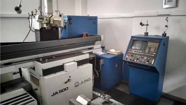 Плоскошлифовальный станок JUNG JA 500 A 1994