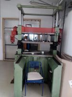 H Frame Hydraulic Press MILLUTENSIL BV 26