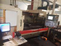 Vertikální obráběcí centrum CNC TYC FVP 50 CNC