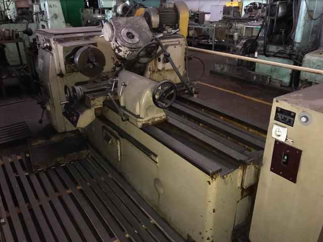 Gear Hobbing Machine HECKERT ZFWVG 250N /1250 1982