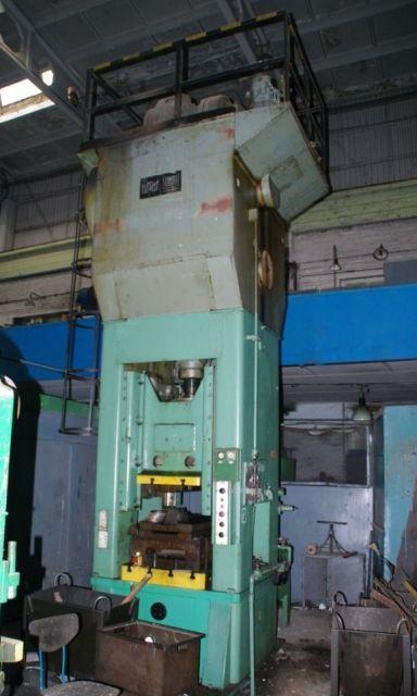 Mechanical Press Brake ERFURT Erfurt Pkz 250/800II 1979
