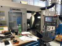 Turning and Milling Center OKUMA MULTUS B200-W 2009-Photo 4
