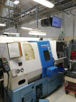 CNC Lathe KIA SUPER KIA TURN 200