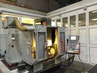 Centro de mecanizado vertical CNC HERMLE C600V