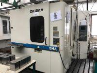 Centro de mecanizado horizontal CNC OKUMA MX 40 HA