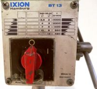 Taladro de banco IXION BT  13 1992-Foto 2