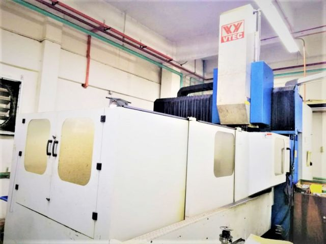 CNC Vertical Machining Center HM 0421 V-TECH VB-2015 2005