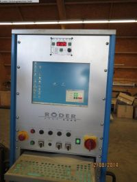 2D Plasma cutter ROEDER ROMA 3000-1,5 P 2005-Photo 2