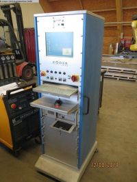 2D Plasma cutter ROEDER ROMA 3000-1,5 P 2005-Photo 4