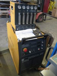 2D Plasma cutter ROEDER ROMA 3000-1,5 P 2005-Photo 5