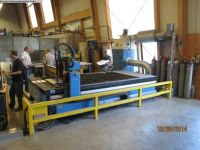 2D Plasma cutter ROEDER ROMA 3000-1,5 P 2005-Photo 7