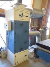 2D Plasma cutter ROEDER ROMA 3000-1,5 P 2005-Photo 8