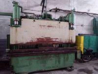 Hydraulický ohraňovací lis LVD PPEB 80/3050