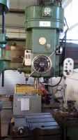 Radial Drilling Machine HCP WR 50/1.6 1963-Photo 2