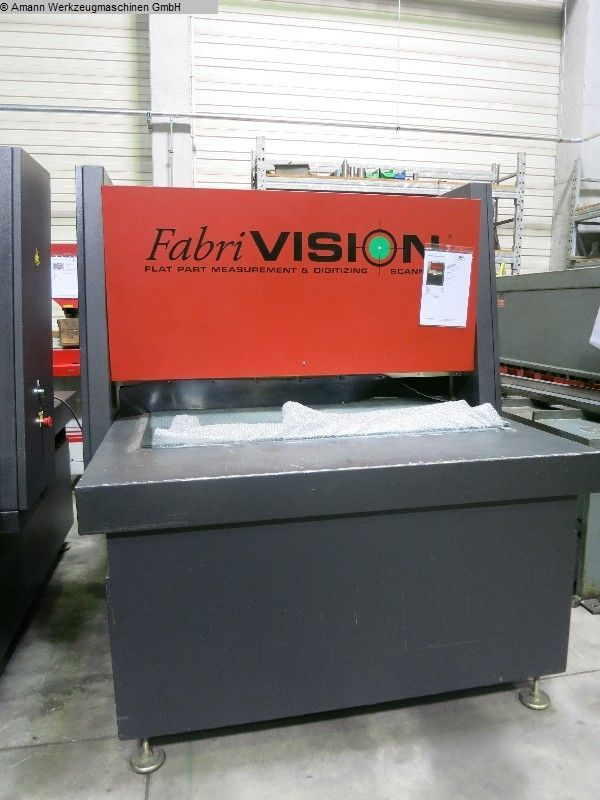 Messmaschine AMADA FABRIVISION 2D 2001