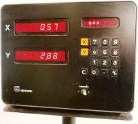 Toolroom Milling Machine DECKEL FP  1 1967-Photo 4