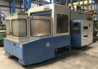 Centro de mecanizado horizontal CNC HYUNDAI Supatec SPT-H 630 S