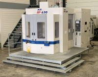 CNC centro de usinagem horizontal DOOSAN DAEWOO ACE HP 630