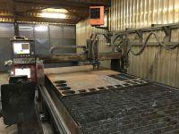 Gas Cutting Machine PIERCE RUR 2500 G CNC 2005-Photo 3