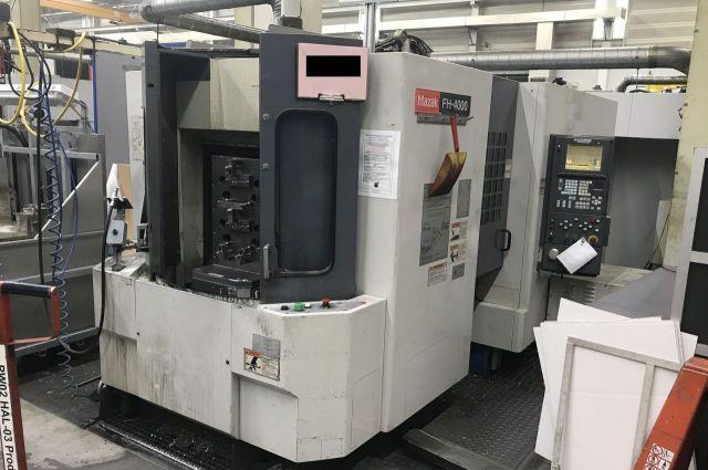 Horizontální obráběcí centrum CNC MAZAK FH 4000 2000