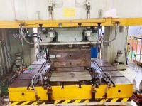 H Frame Hydraulic Press HM 0406 KOWASAKI JAPAN TMP1-800 2000-Photo 4