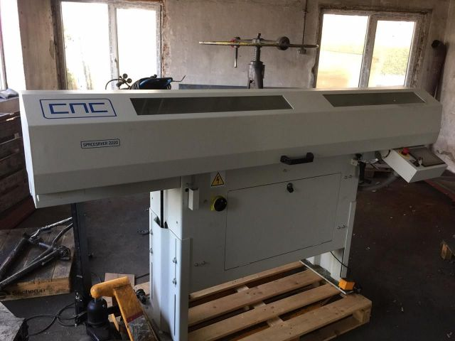 CNC Automatic Lathe CNC Technology SpaceSaver 2220 2017