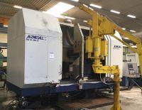 CNC verticaal bewerkingscentrum ALZMETALL BAZ 35 CNC LB 2000-Foto 3