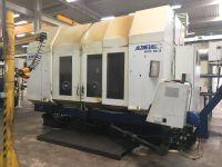 CNC függőleges megmunkáló központ ALZMETALL BAZ 35 CNC LB