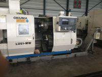 CNC eszterga OKUMA LU 15 MW