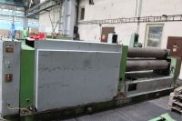 3 Roll Plate Bending Machine SMERAL XZMP 2000/8C