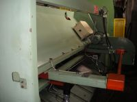 Mechanical Guillotine Shear STROJAREN PIESOK NTE 2000/6,3 1976-Photo 5
