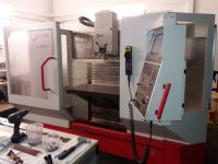 CNC Vertical Machining Center HERMLE U 630 T 2000-Photo 2