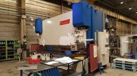 CNC Hydraulic Press Brake BEYELER PR 10 500/5100 1999-Photo 2