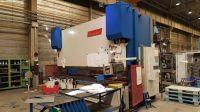 Prensa plegadora hidráulica CNC BEYELER PR 10 500/5100
