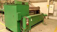 3-Walzen-Blecheinrollmaschine STANKOIMPORT IB 2222 U3