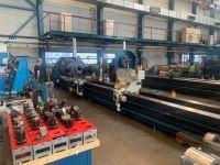 Тяжёлый токарный станок TOS Celakovice SU 100 H